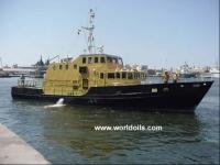 Steel Hull Crew Vessel for Sale