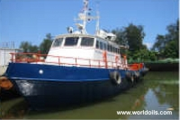 26M Crew Boat for Sale