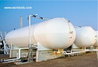 30,000 Gallon NGL/LPG Propane Storage Vessels