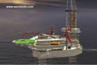 300 ft. Jack Up Rig (10,750hp) for Sale