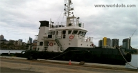 Ocean Going Tug - 32m - for Sale