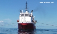 4400bhp Seismic Support Vessel for Sale