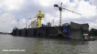 4500 TLC Floating Dock for sale