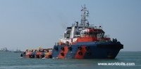 45M Anchor Handling Tug for Sale