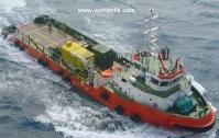 MultiPurpose Vessel 48m for Sale