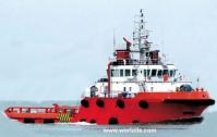 48 Meters Anchor Handling Tug for Sale