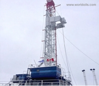 Used Cantilever Triple Drilling Rig For Sale