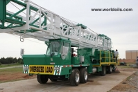 575hp Workover Rig For Sale