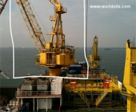 Used OS200 Pedestral Crane for sale
