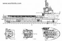 1998 Built Platform Supply Vessel for sale