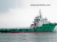 2004 Built Anchor Handling Tug Supply Vessel