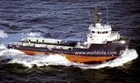 Anchor Handling Tug Supply Vessel - 2004 Built - For Sale