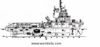 New Built AHTS Vessel for Sale