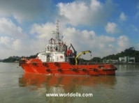 Tug Boat - 31m - for Sale