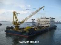 Accomodation Barge For Sale