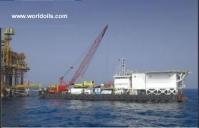 Accomodation Work Barge - 200 Men - for Sale