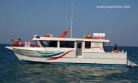 Waterjets Aluminium Fast Crewboats
