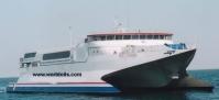 HS Aluminum Catamaran Passenger for Sale