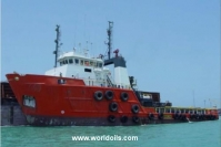 Anchor Handling Tug - 53m - for Sale