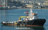 Anchor Handling Tug for Sale
