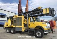 Atlas Copco T3W Drill Rig