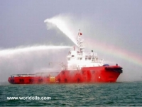 AZIMUTH Anchor Handling Tug Supply Vessel