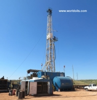 Brewster N42 Drilling Rig for Sale