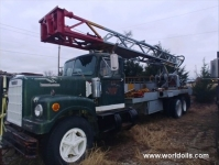 Bucyrus Erie 10R Drilling Rig for Sale