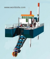 Cutter Suction Dredger - C14 - for Sale
