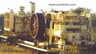 Challenger M320 Drill Rig & Pipe for Sale
