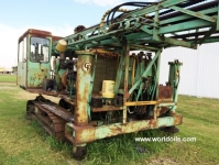 Chicago-Pneumatic C-700 Crawler Drill Rig for Sale