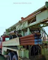 Chicago Pneumatic 600 Drilling  Rig - 1979 Built - For Sale