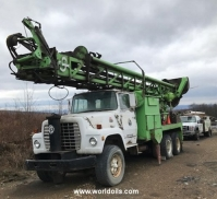Chicago Pneumatic T650 Blasthole Drill Rigs for Sale