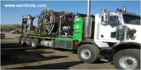 Coiled Tubing Unit 2012 built - for Sale