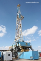 Continental Emsco D3 Type II Drilling Rig for sale