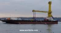 Crane Barge - 65m - for Sale