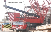 Truck Mounted DEMAG Crane for Sale