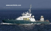Crew Boat - 34m - for Sale