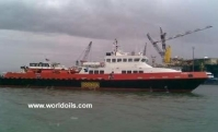 Crew Boat - 36m - for Sale