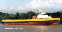 Crew Boat - 45m - for Sale