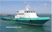 Crew Boat - 46m - for Sale