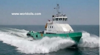 Crew Boat - 50m - for Sale
