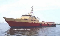 Crew Boat - 53m - for Sale