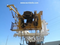 Crown Duke CE 750 SD Trailer Mounted Drilling Rig