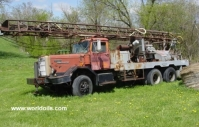 Davey M-8 Drilling Rig for Sale