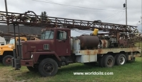 Davey M8 Drill Rig for Sale