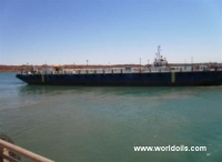 Deck Cargo & Ballast Tank Barge for Sale