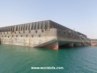 Deck Cargo Barge - 128m - for Sale
