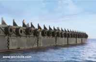 Deck Cargo Barge - 76m - for Sale