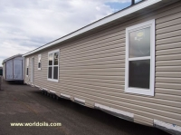 Mobile Double Wide Modular Homes